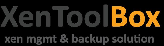 XenToolBox – Solución de Backup para sistema de Virtualización Xen